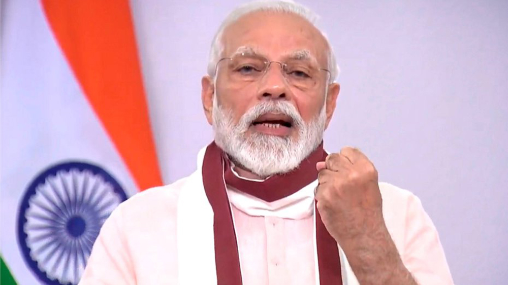 Prime Minister Narendra Modi. An overwhelming number of citizens of countries like Modi's India are in favour of charismatic, but regimental, leaderships