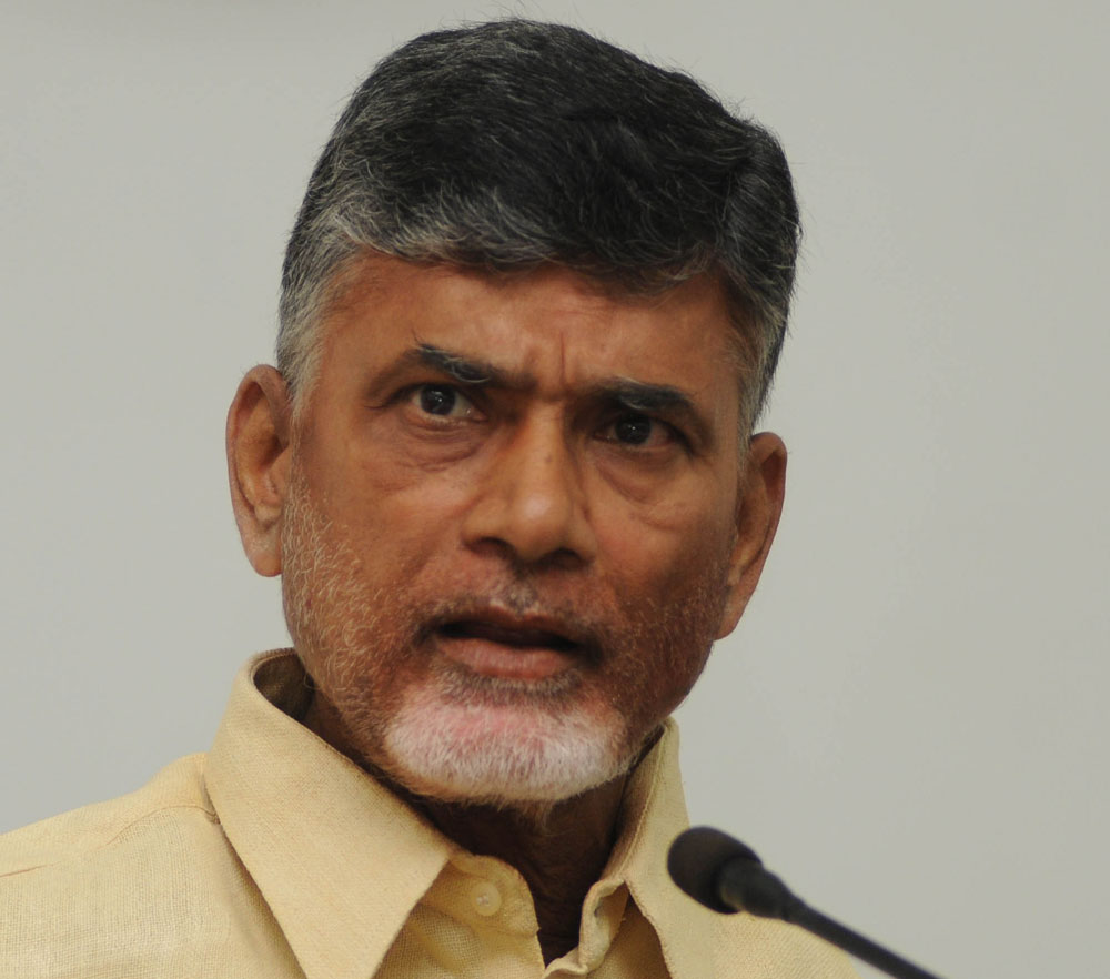 CM N. Chandrababu Naidu wants to forge an understanding with the smaller parties and then approach the Congress for a strong alliance against the BJP