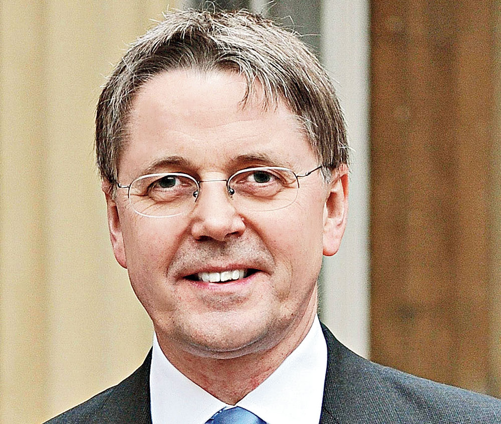 Jeremy Heywood died of lung cancer on Sunday