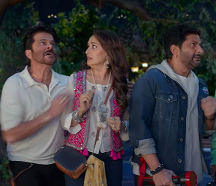 Don't waste your paisa on Total Dhamaal