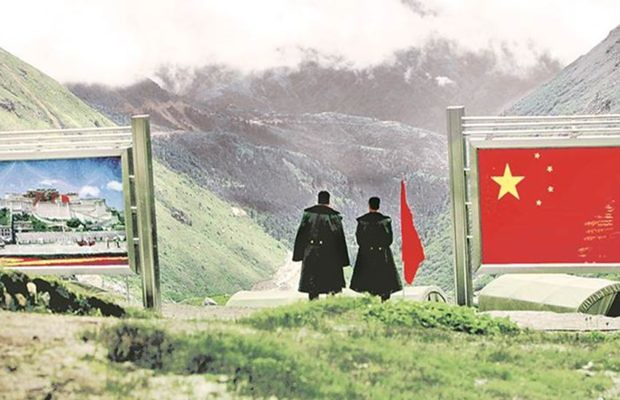 The India–China relationship can be extrapolated from the scenario of a fight between two tigers over territory. In such a fight both end up severely mauled and bloodied