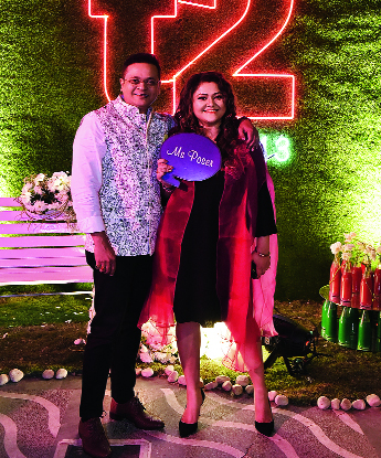 Surajit Hari and Koneenica Banerjee