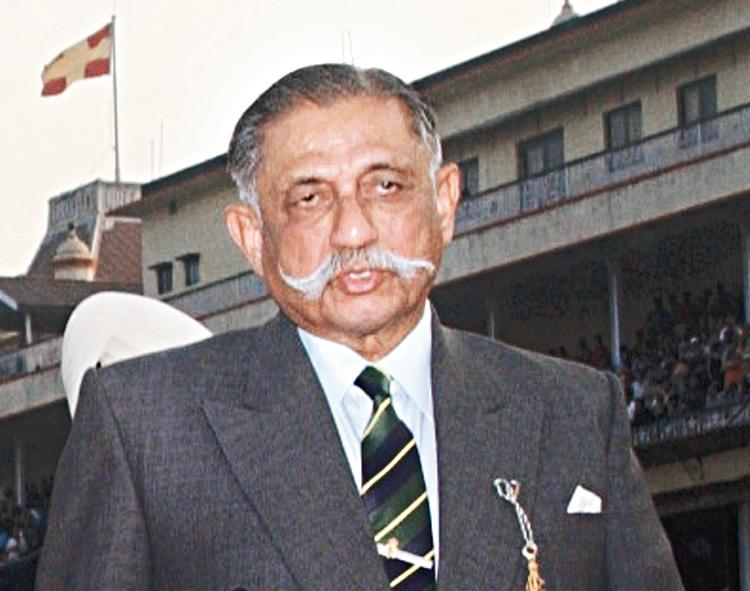 Yes, I have signed:  Army ex-chief Shankar Roy Chowdhury