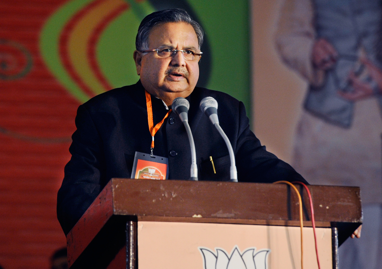 Raman Singh claims that development will bring people closer to the mainstream, especially in the Maoist-dominated districts.