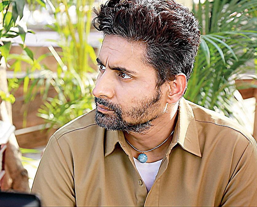 Chandan Roy Sanyal in Hawa Badle Hassu