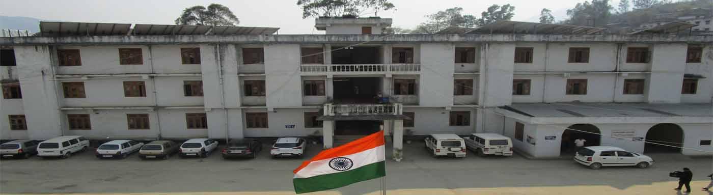 Deputy Commissioner Office, Senapati