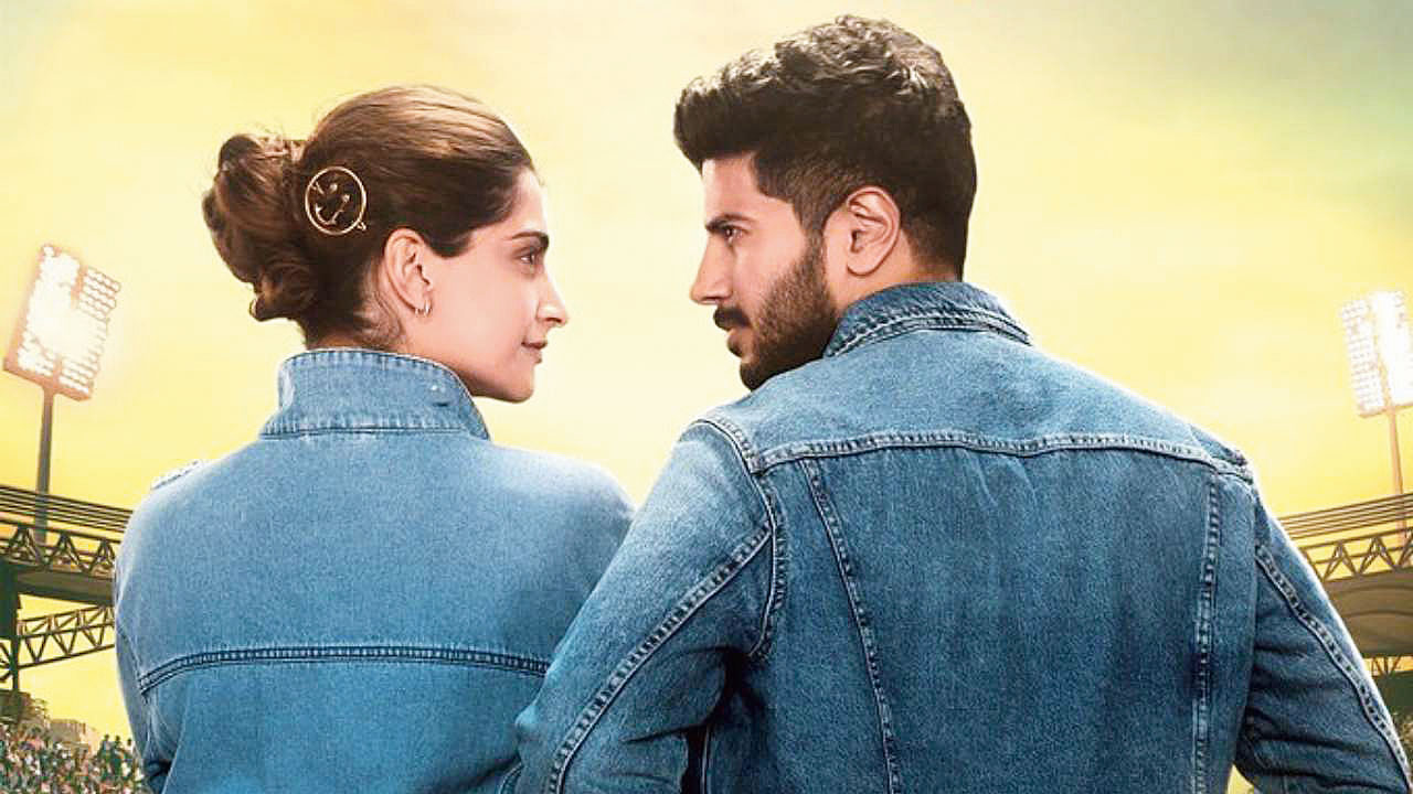 Sonam Kapoor and Dulquer Salmaan in 'The Zoya Factor'