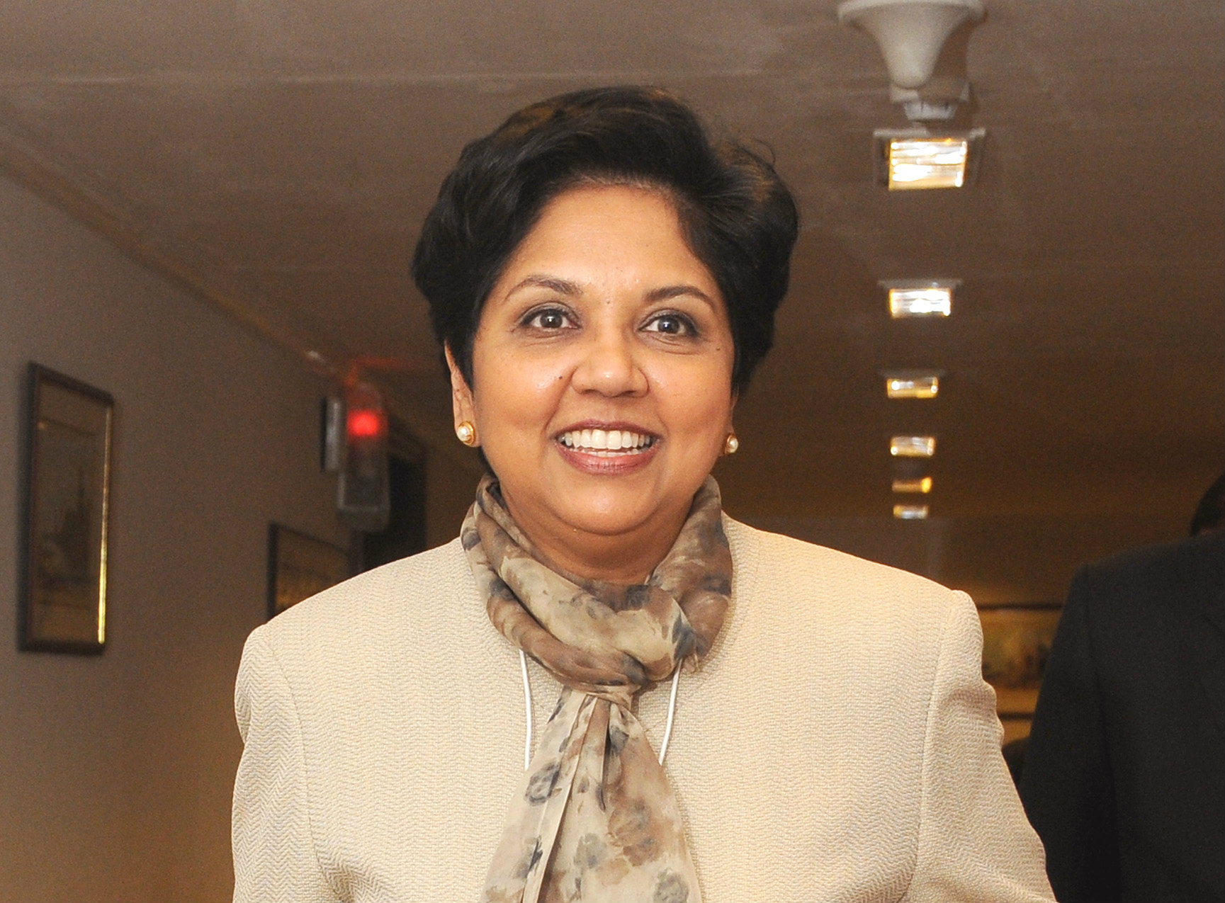 Indra Nooyi stepped down from her role at PepsiCo last August after leading the company for 12 years.