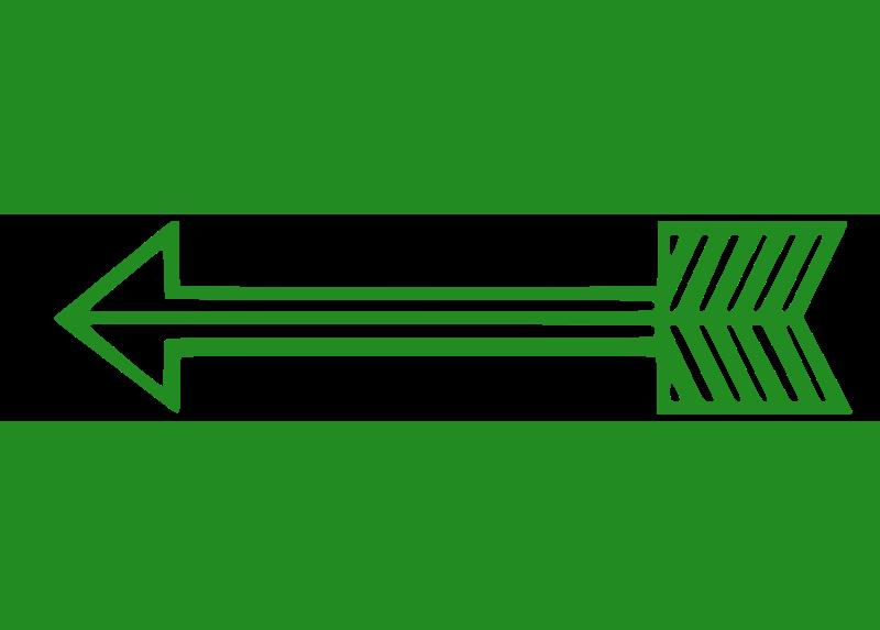The JD(U)'s arrow symbol