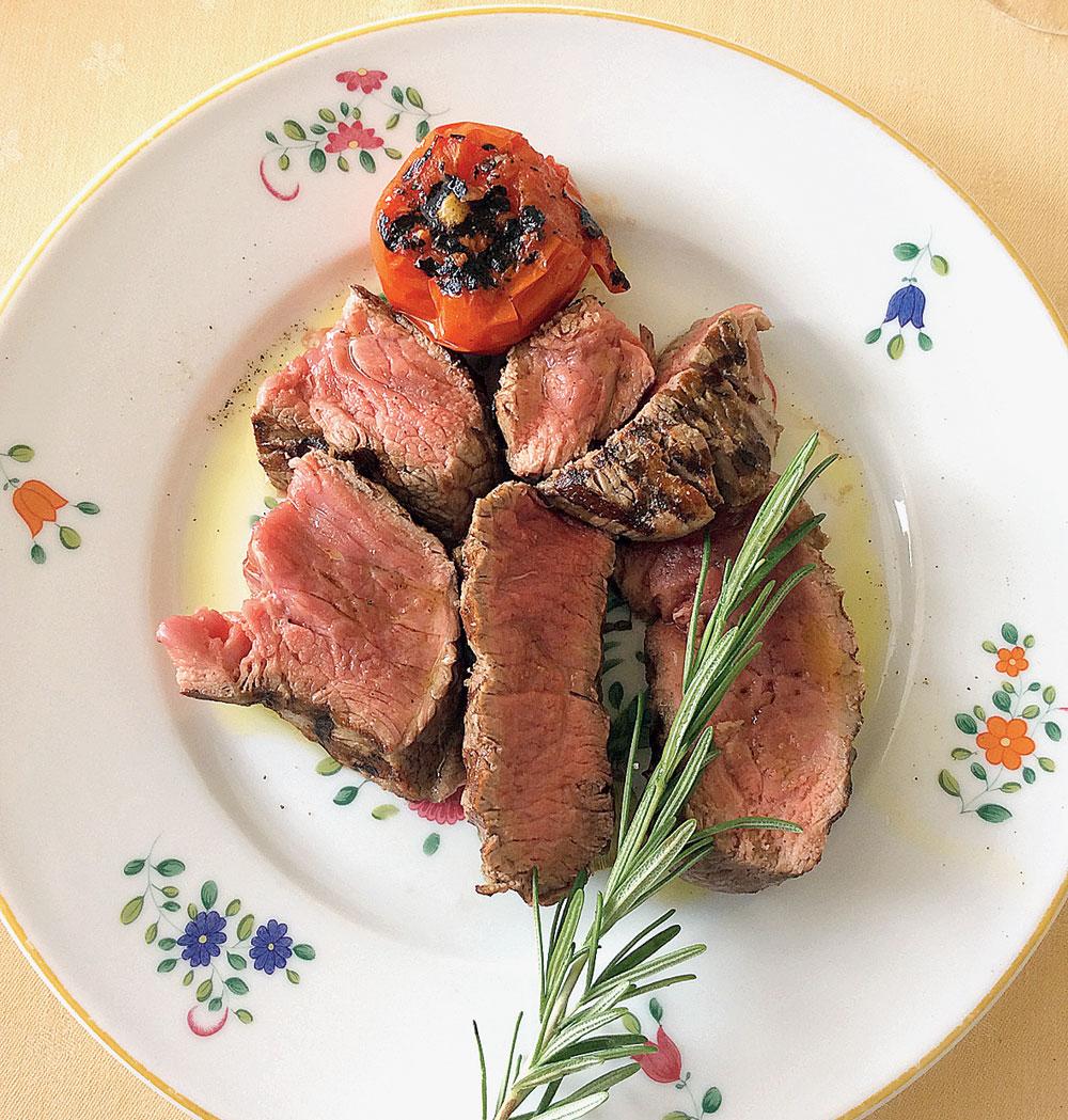 If you are at Belmond Villa San Michele, enjoy Bistecca alla Fiorentina or take a private cooking class to learn the art of making Riga gnocchi