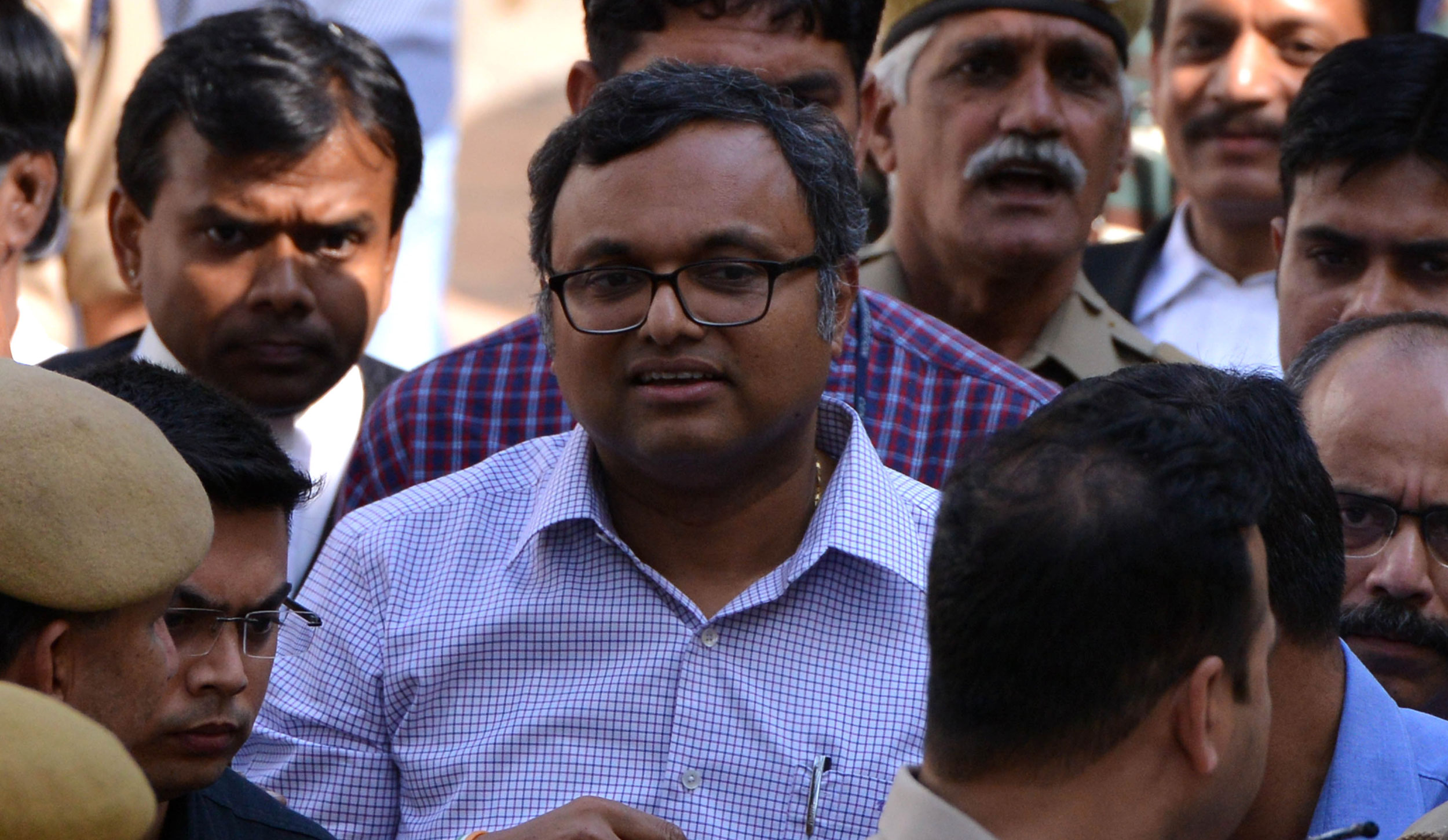 Supreme Court allows Karti Chidambaram to travel abroad in May