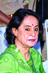 Writer Gita Mehta, who is Naveen Patnaik's sister, declines Padma Shri