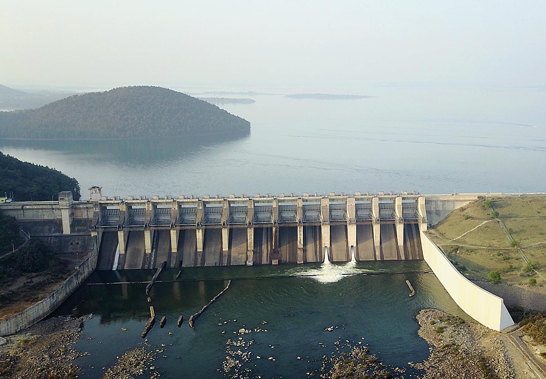 The Chandil Dam