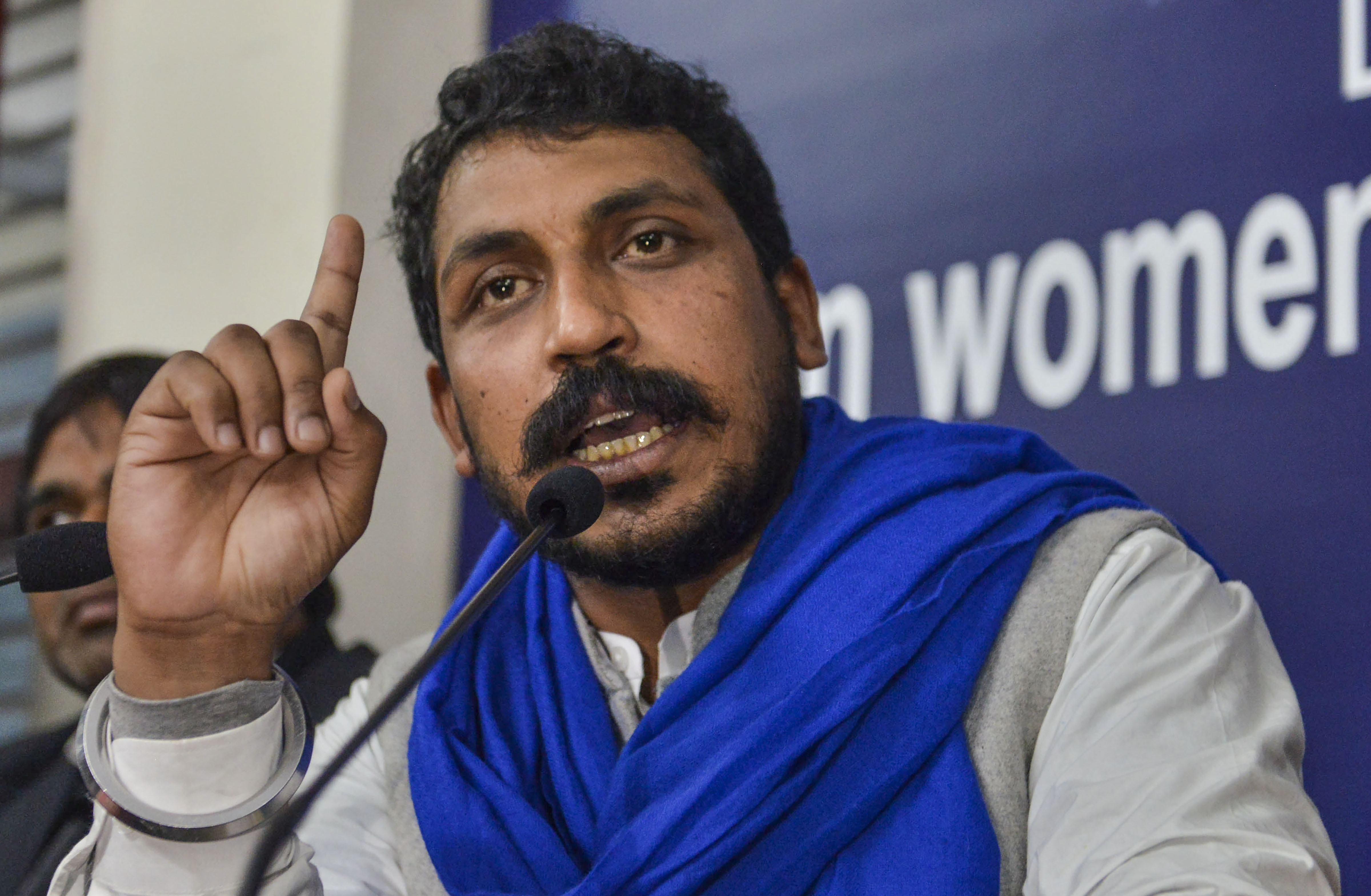 The court was hearing a plea filed by Bhim Army chief Chandrashekhar Azad seeking modification of the conditions imposed on him in his bail order.