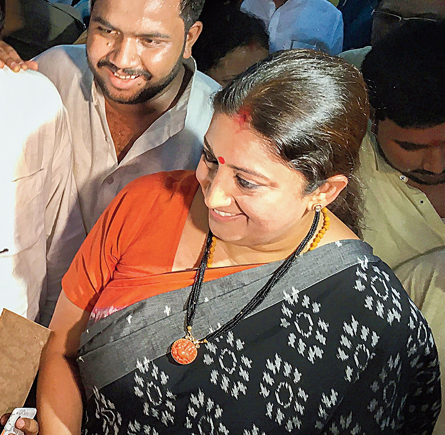 Amethi, story of a defeat foretold