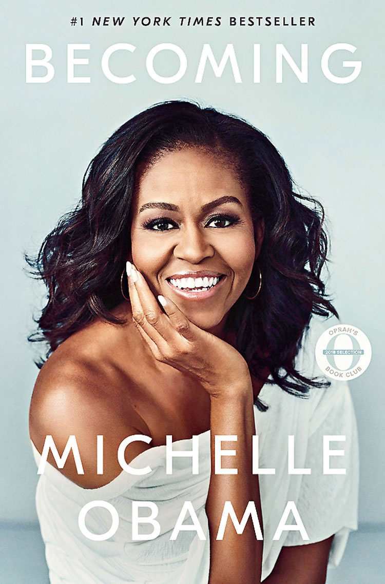 For the awe-inspiring mother: Becoming by Michelle Obama; Viking; 448 pages; Rs 999