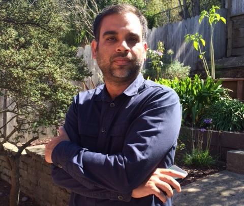 Rohit Chopra, a professor at Santa Clara University, has reason not to take himself too seriously