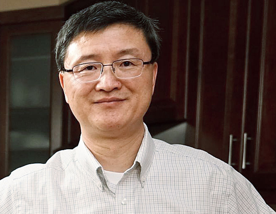 Robert Wang is a former home cook, with a PhD in computer science who rarely found time to make healthy meals for his wife and two children