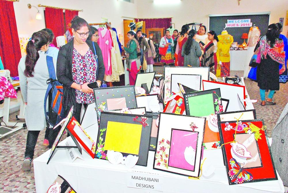 Designer Exhibition At College Telegraph India