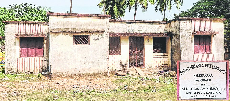 14 Years On Forensic Lab Remains Defunct Telegraph India