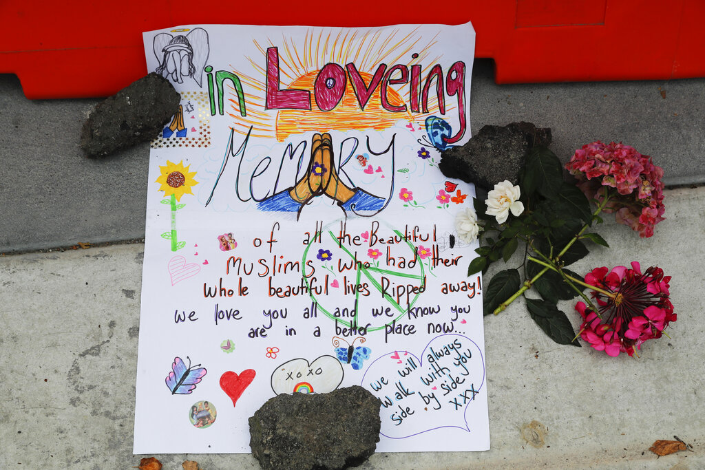'We will always walk with you': New Zealanders shower kindness on Muslims