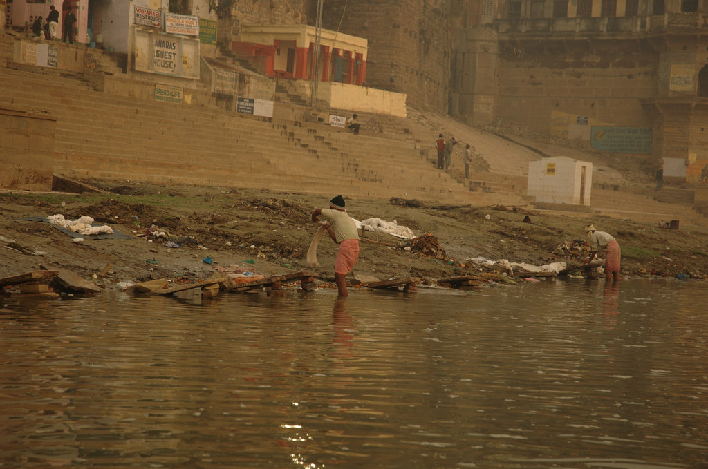 What's holding up the Ganga clean-up