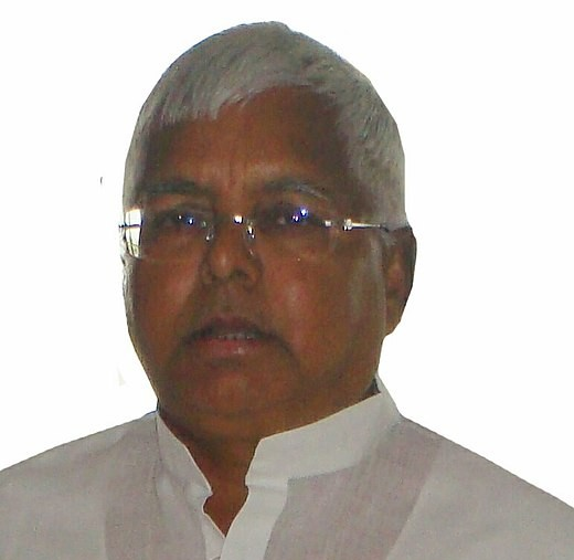 How I arrested Advani: Lalu Prasad Yadav