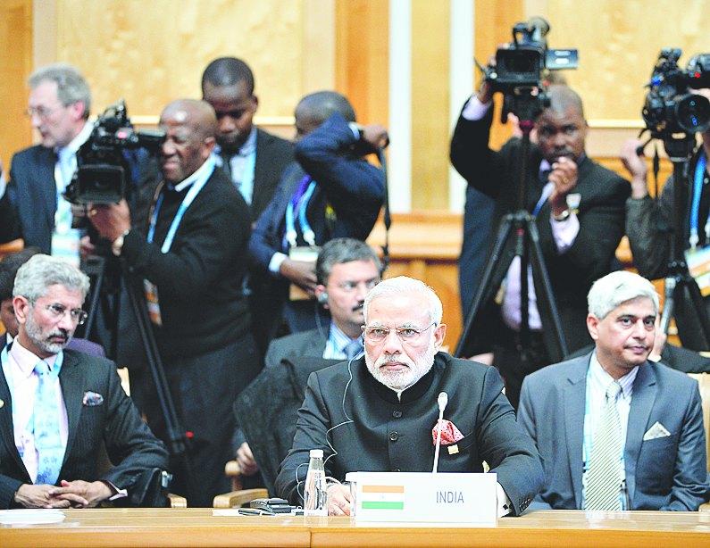 Modi and the media