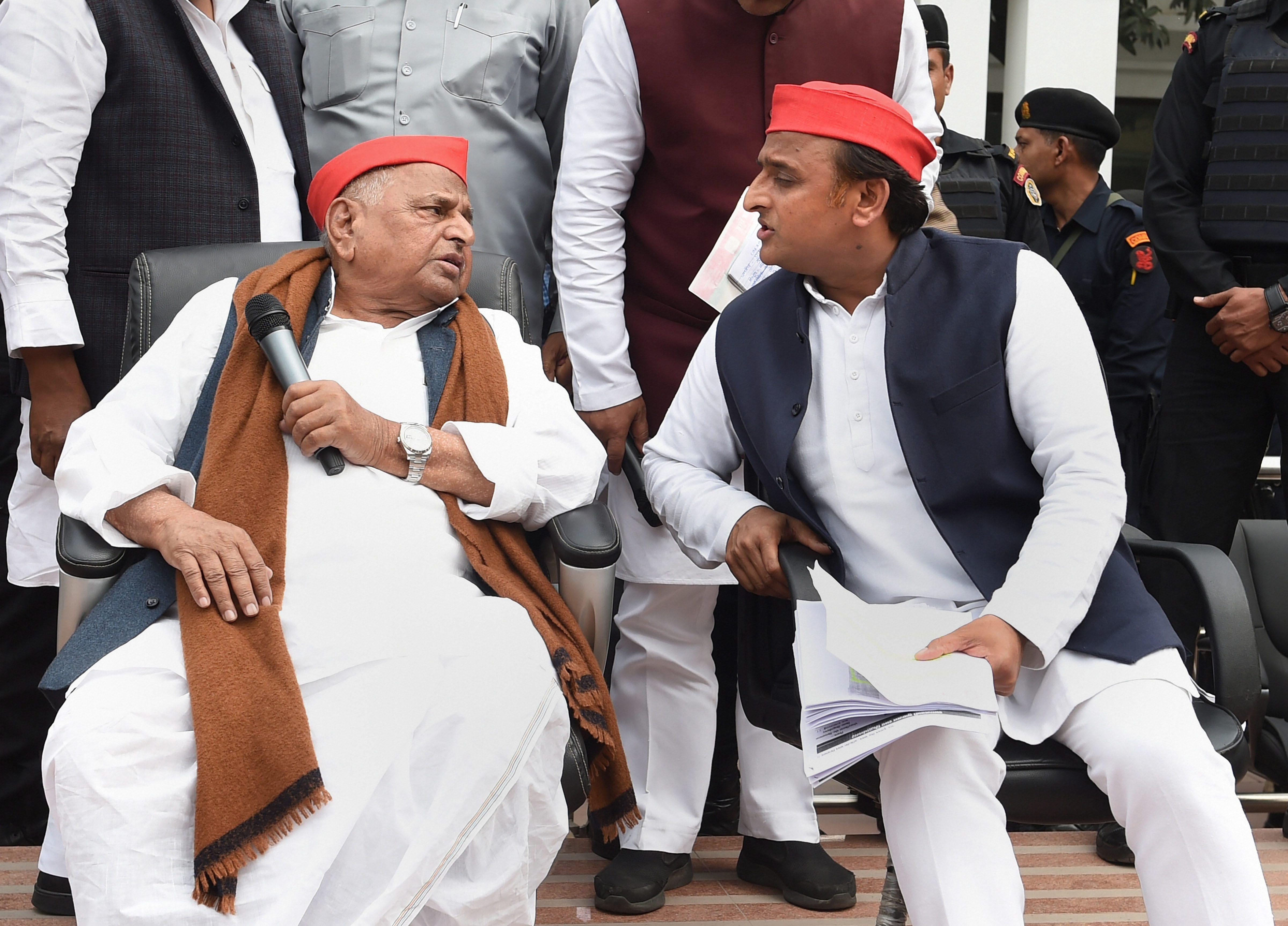 Mulayam questions alliance