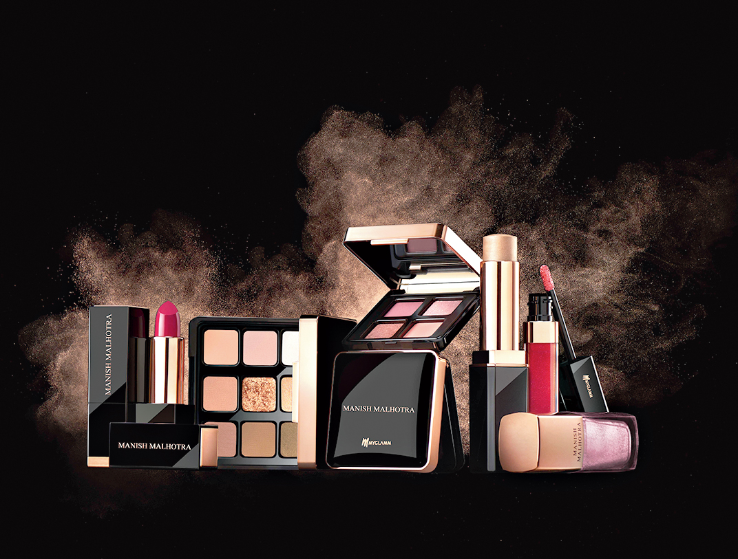 The Manish Malhotra Haute Couture Makeup range