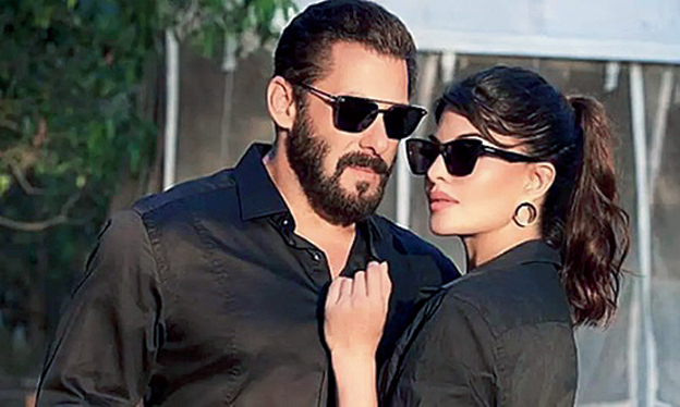 Jacqueline Fernandez, who is quarantining with Salman at his Panvel farmhouse, featured with the star in a music video called Tere Bina, filmed there