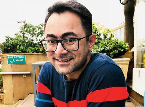 Designer Abhishek Ray