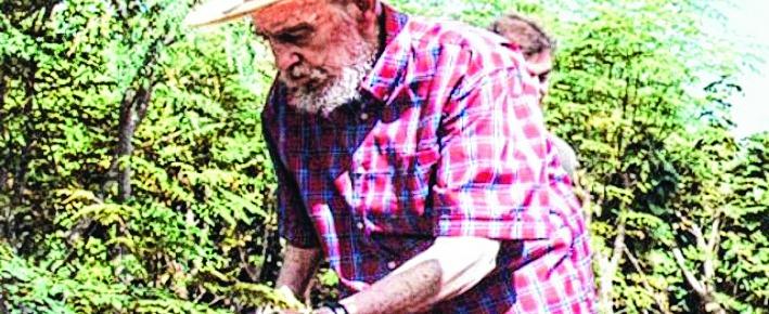 Retiring? Try the Fidel stick