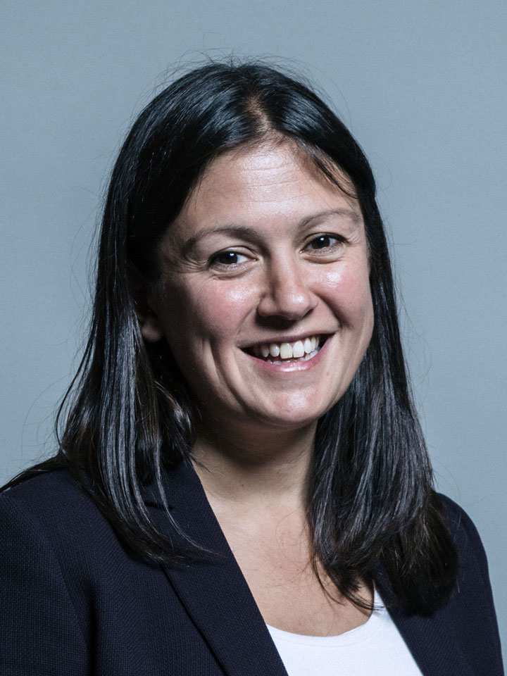 Lisa, 39, has previously served as shadow secretary of state for energy and climate change