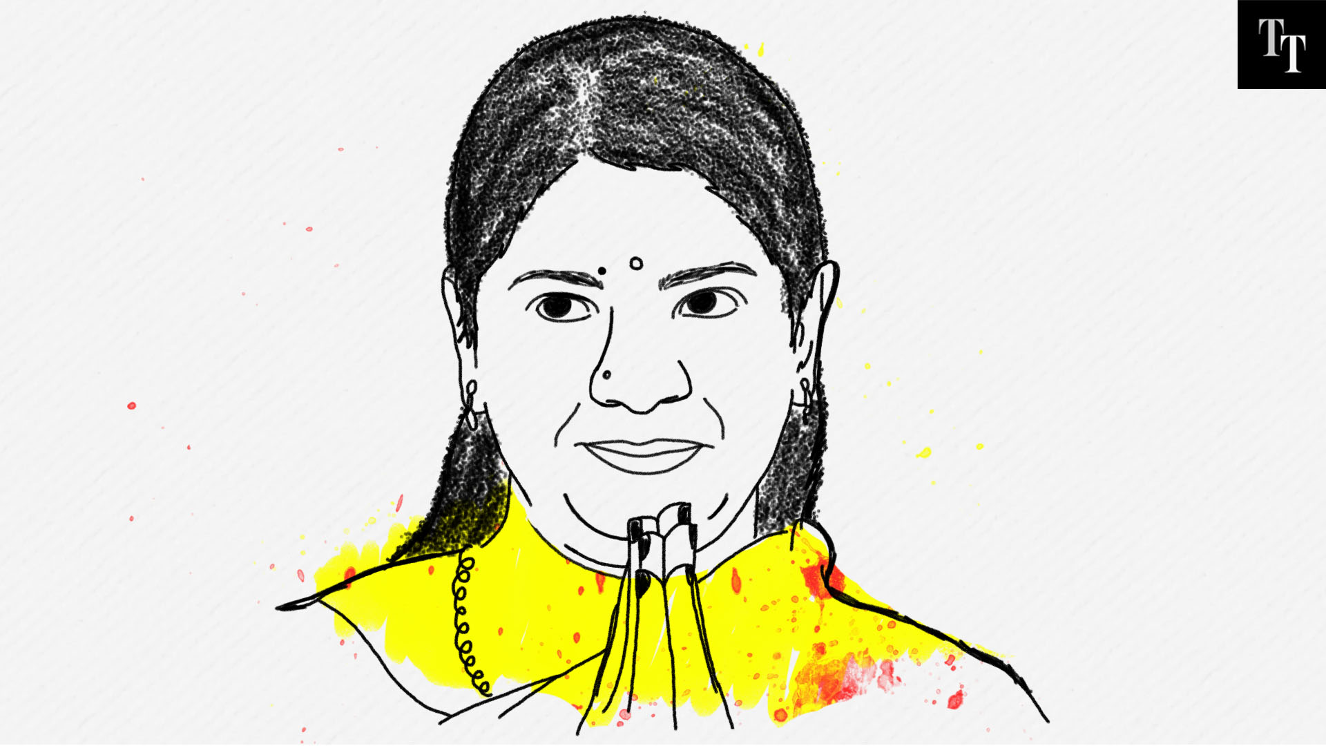 A two time Rajya Sabha MP, Kanimozhi faced the electorate for the first time since her entry into politics in 2007