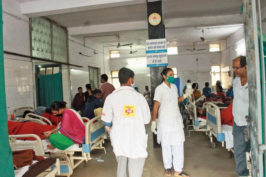 Coronavirus outbreak: Scan on hotels, stations of Jamshedpur and Ghatshila
