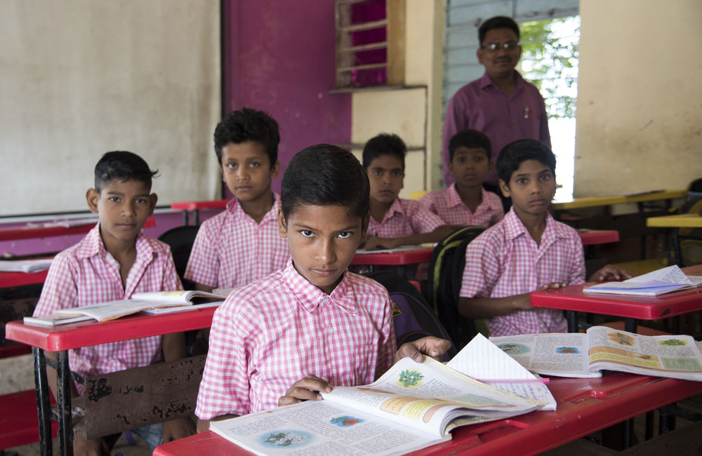 According to the Pratham report on education in India, 25% of Class VIII students cannot read a Class II text and 56% of them cannot do simple division.