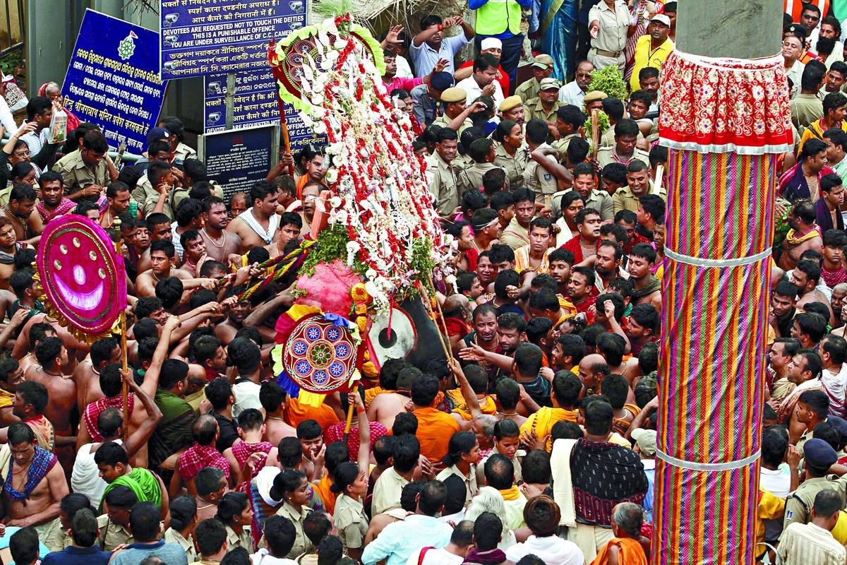 Harmony binds festival
