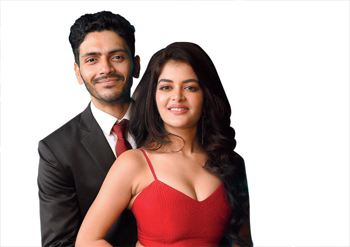 Arjun Chakrabarty and Madhumita star in Love Aaj Kal Porshu, which releases today