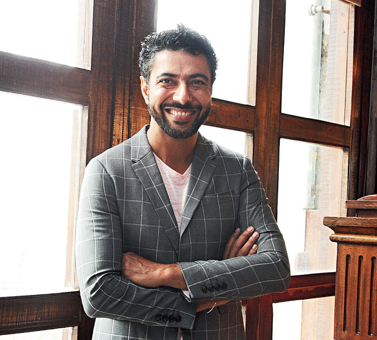 Culinary show host, cookbook writer and restaurateur, celebrity chef Ranveer Brar is a man with many feathers in his hat