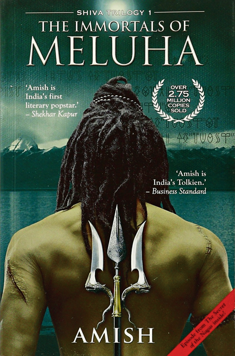 The Immortals of Meluha, by Amish Tripathi