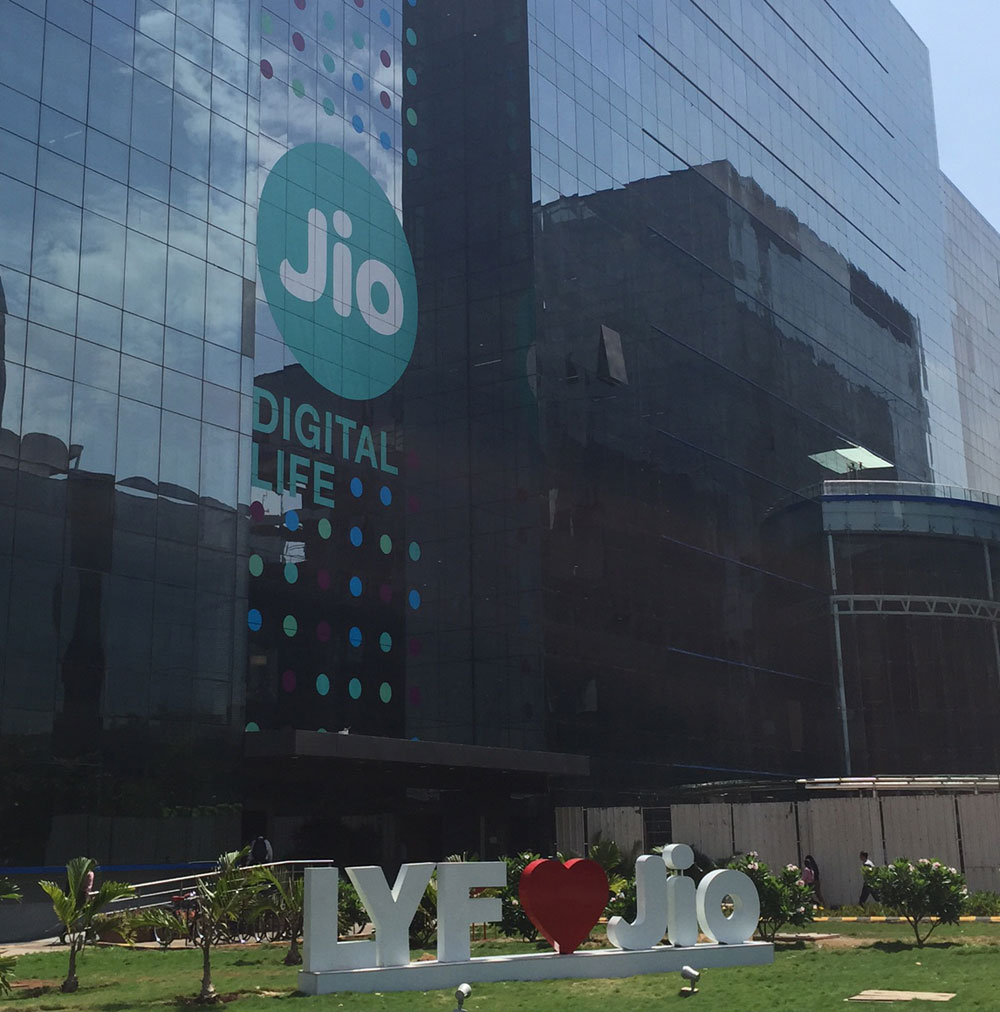 Saudi Arabia's Public Investment Fund (PIF) is also considering to buy a minority stake in Jio, Bloomberg said in a separate report.