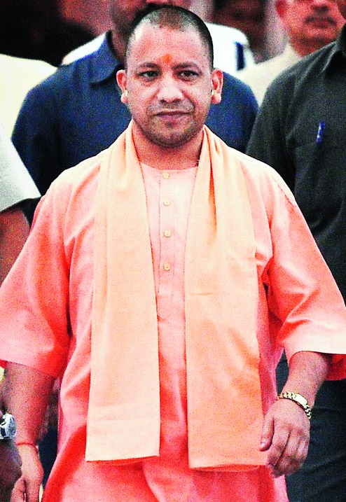Yogi: Hindutva is development