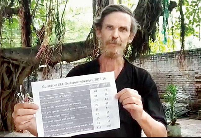 Jean Dreze contests Amit Shah with Gujarat data