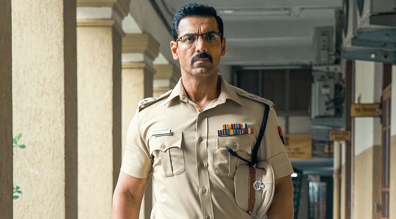 The presence of John Abraham dominates almost every scene and delivers in a role that demands that he mostly let his fists, and sometimes his silences, do all the talking