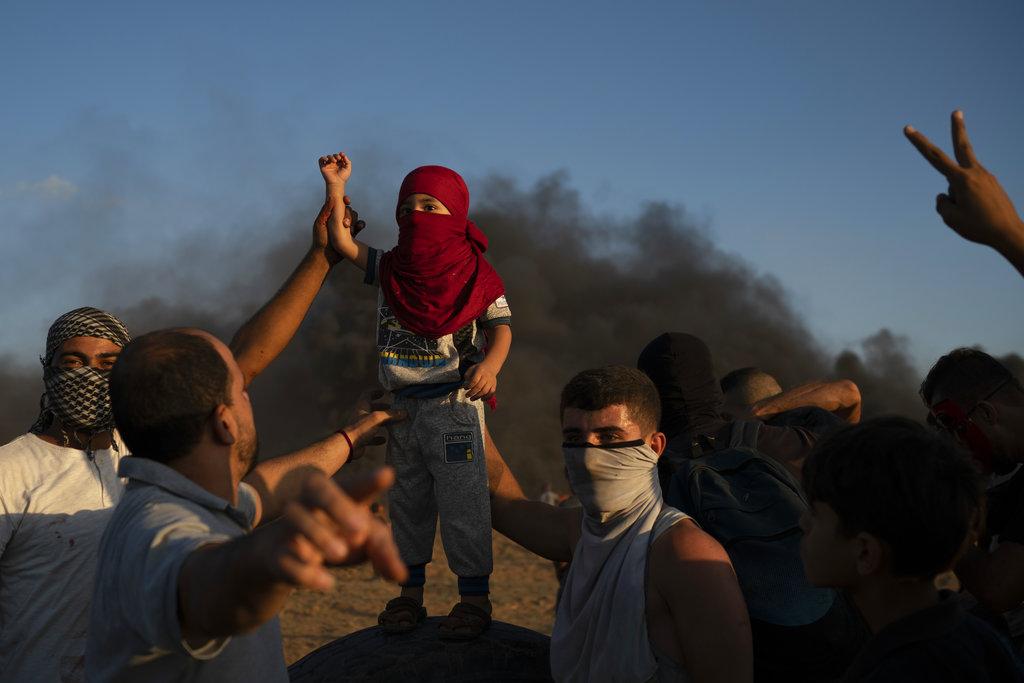 Death calls on Gaza every week, like clockwork