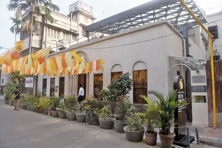 16A Bosepara Lane which is now Sister Nivedita Heritage Museum and Knowledge Centre