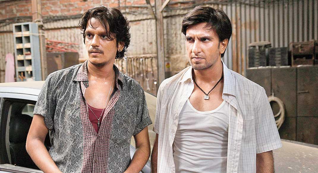'Ranveer was in Murad mode throughout the shoot': Vijay Varma