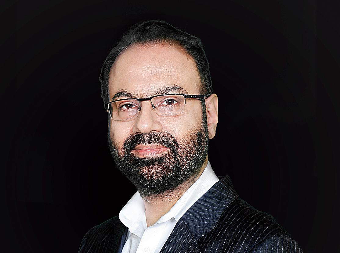 Ranjivjit Singh, SVP and chief marketing officer of Samsung India,