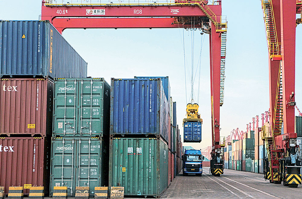 Trade war has opened up opportunities for 203 items for export to US.